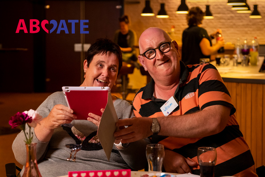 There is a lot of loneliness among people with intellectual disabilities. ABCDate is a nationwide and secure dating network in which various healthcare organizations work together.